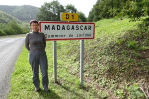 Madagaskar w Ardenach