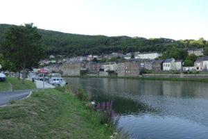 rzeka w Ardenach
